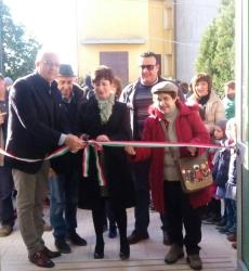 Sortino   RIAPRE IL PLESSO DI SCUOLA DELL'INFANZIA PANTALICA