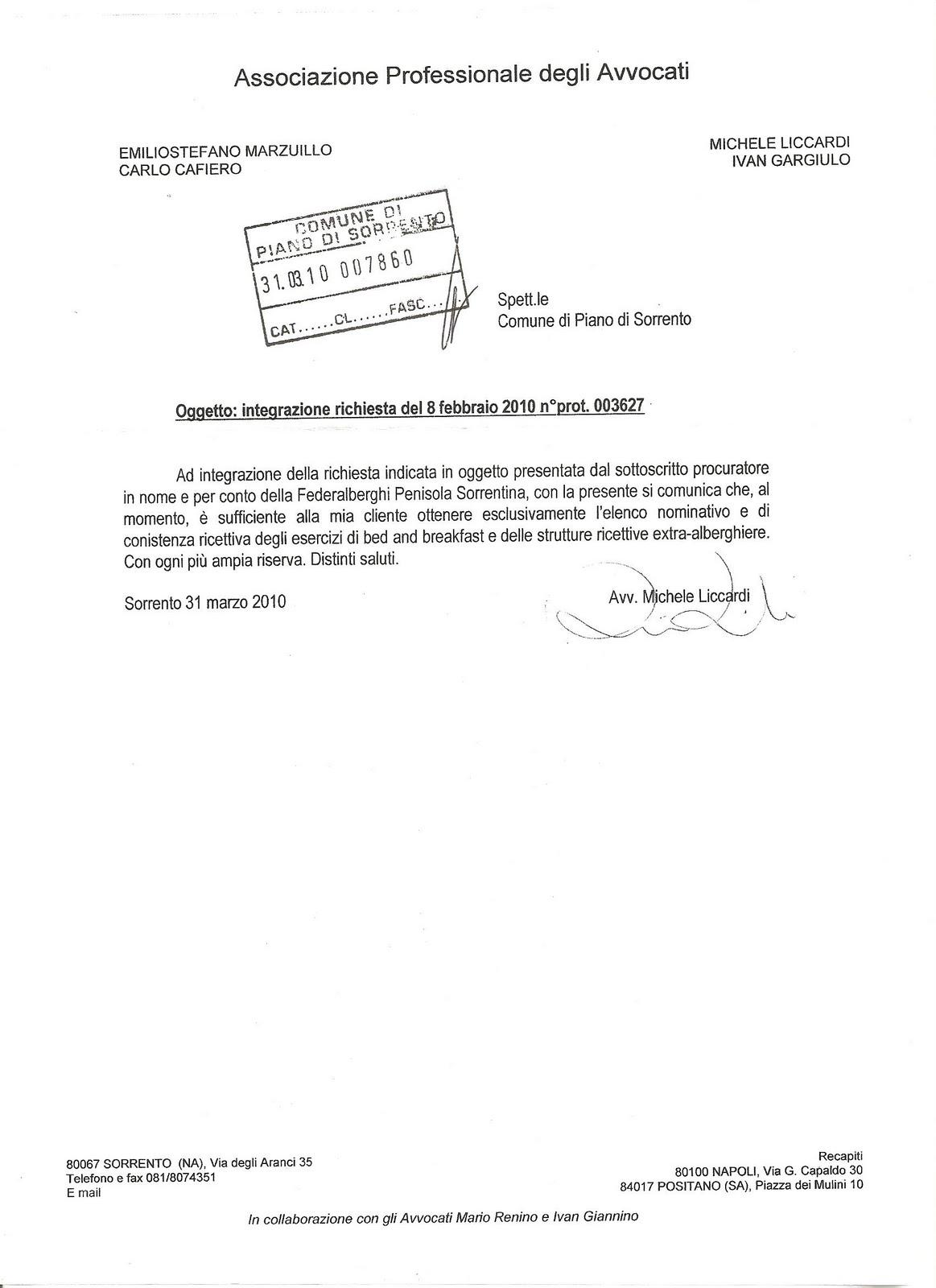 ACCESSO AGLI ATTI, NUOVO REGOLAMENTO