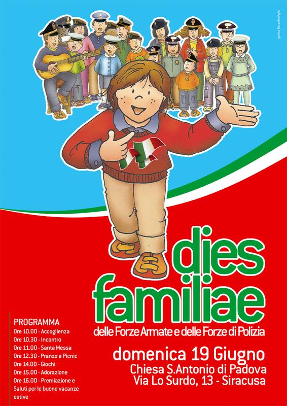 DIES FAMILIAE DOMENICA ALLA PARROCCHIA DI S.ANTONIO DI PADOVA