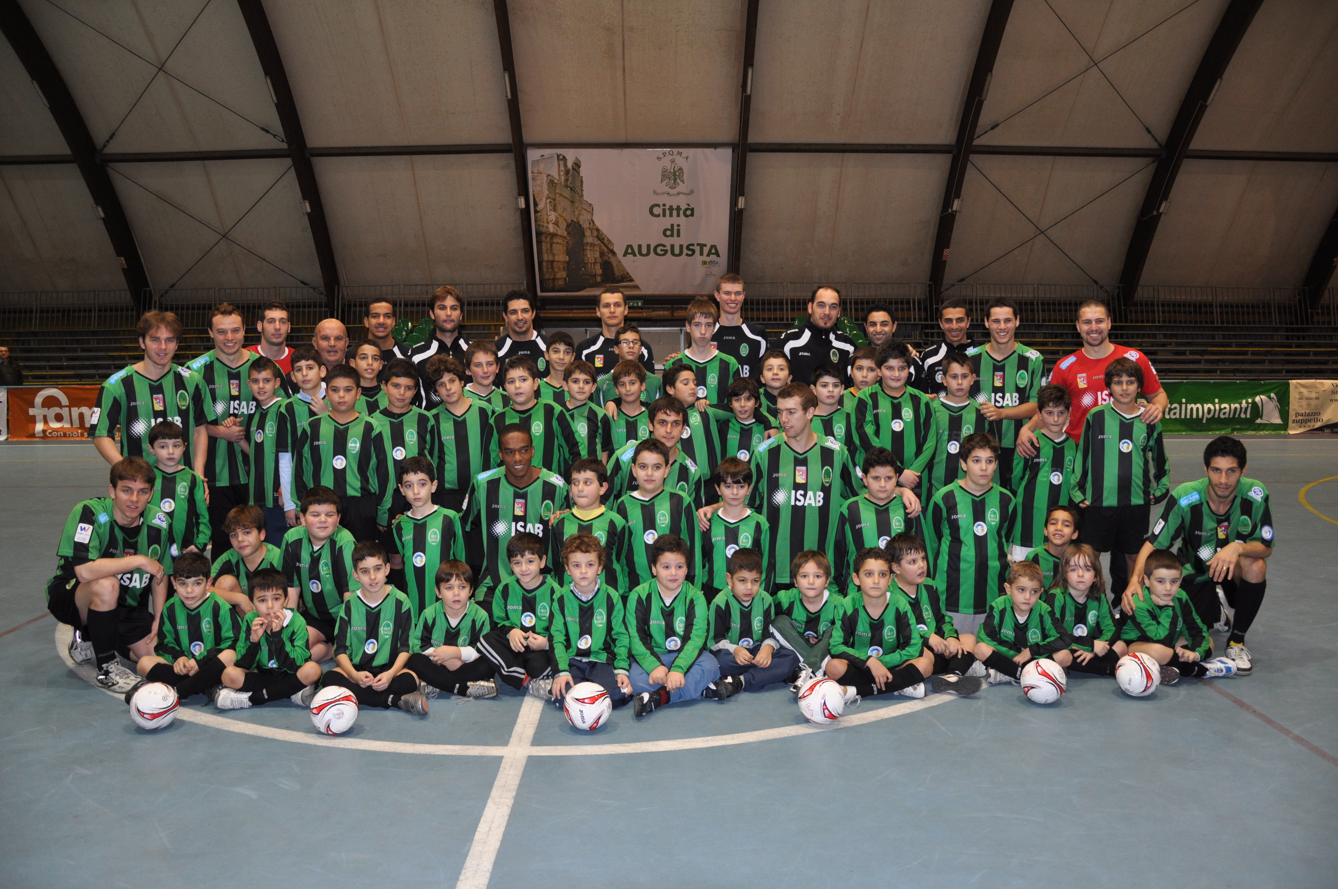 L'AUGUSTA ALL'UEFA GRASSROOTS FESTIVAL
