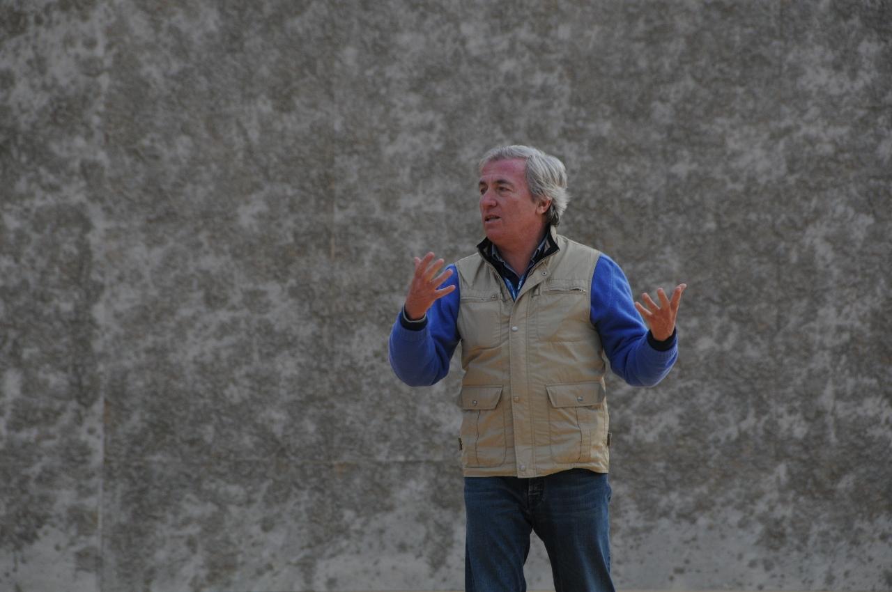 "PROVE PER LA MESSINSCENA DI ""ANDROMACA"""