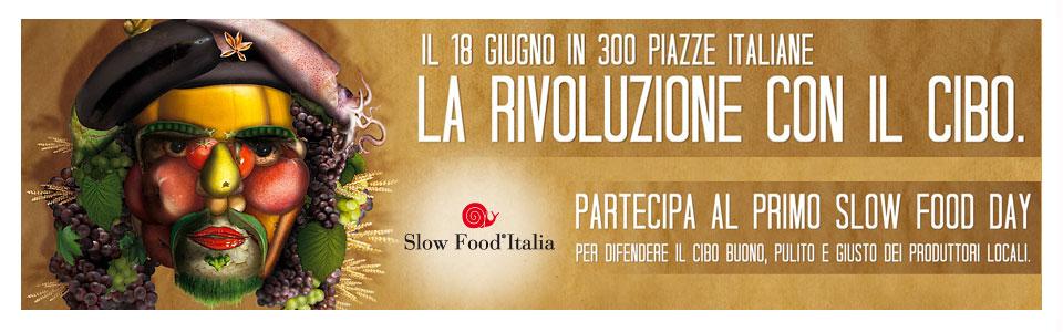IL PRIMO SLOW FOOD DAY ARRIVA ANCHE NELLA PROVINCIA ARETUSEA
