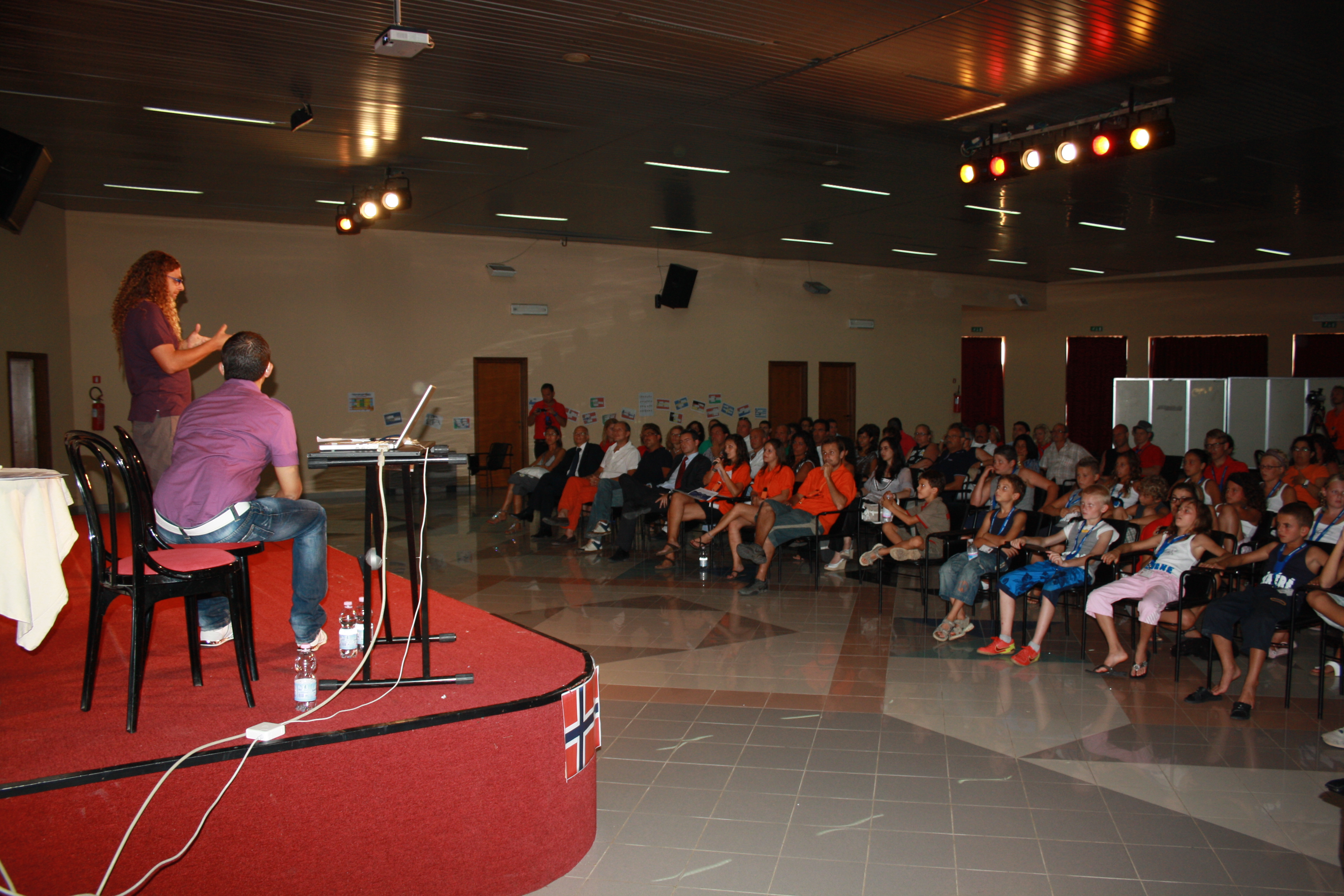 AL VIA L'EUDY CHILDREN CAMP