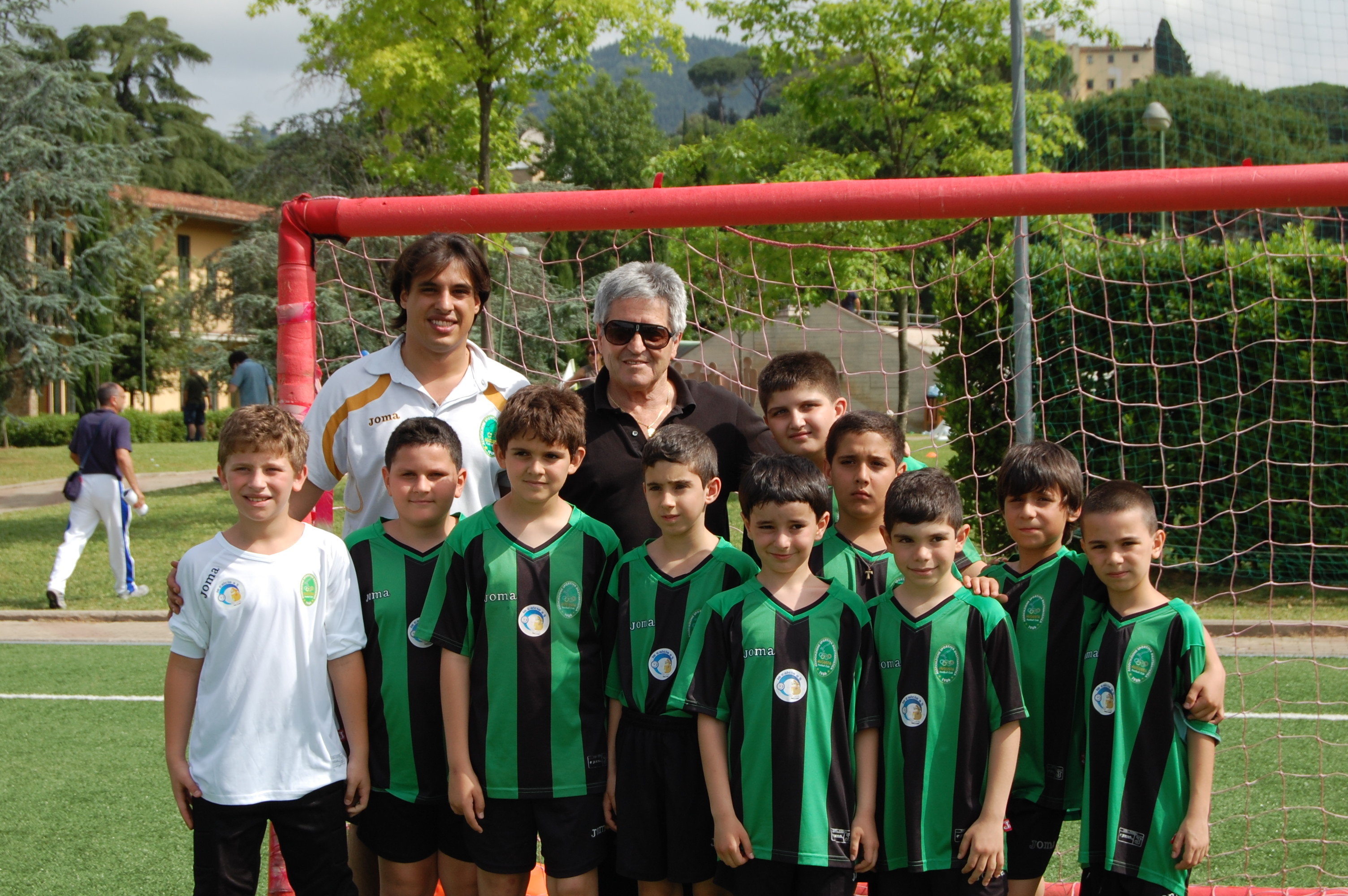 GRASSROOTS, L'AUGUSTA A COVERCIANO