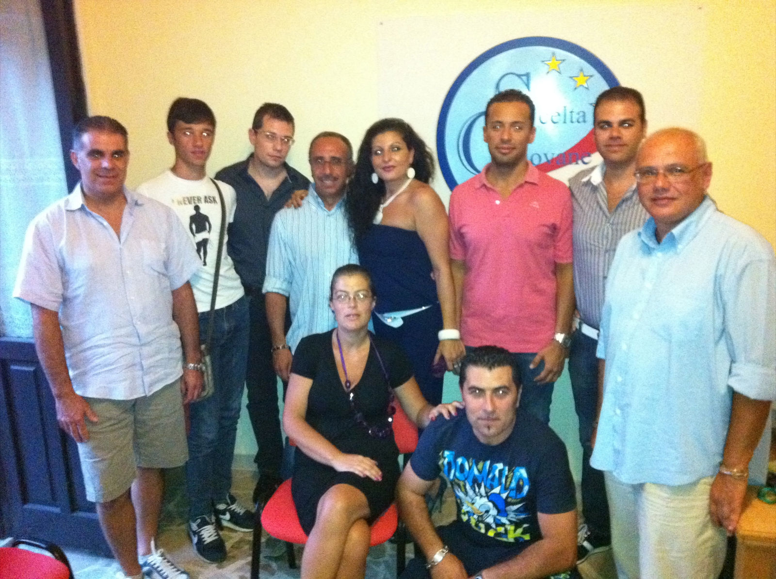 Catania|  RACCOLTA DIFFERENZIATA: SCELTA GIOVANE INCONTRA L'ASSESSORE ALL'ECOLOGIA E AVVIA UNA PETIZIONE POPOLARE