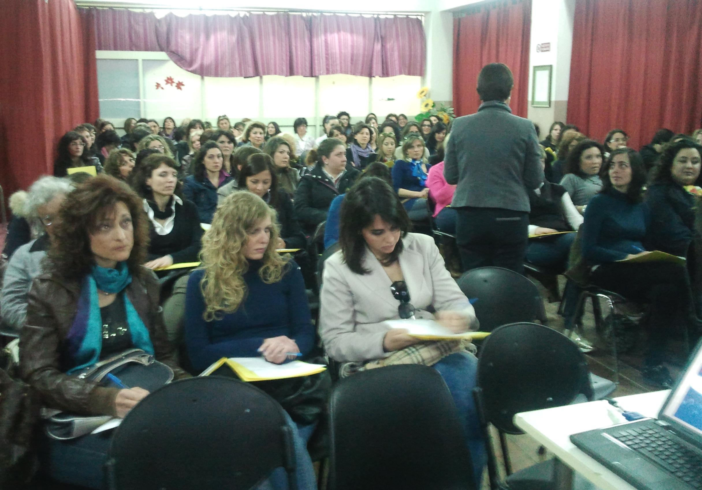 AL VIA, DA IERI, IL CORSO PER 130 EDUCATORI DELL'INFANZIA