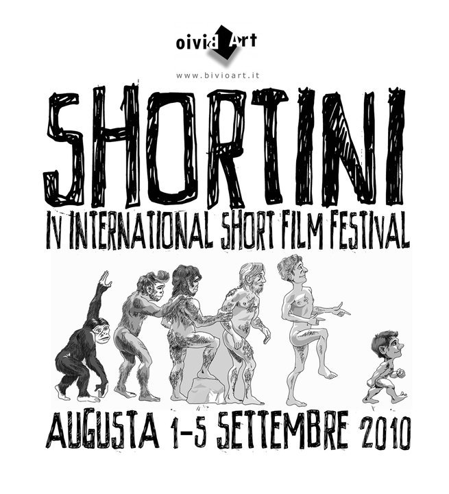 SHORTINI FILM FESTIVALE,25 CORTI IN GARA