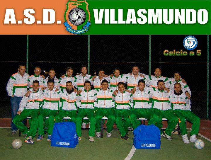 FINALE PLAY OFF CALCIO A 5 VINTA DAL VILLASMUNDO