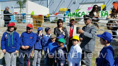 """Augusta   LA FESTA DELLA """"TERRA"""" CELEBRATA AL 2° ISTITUTO COMPRENSIVO """"O.M.CORBINO"""""""