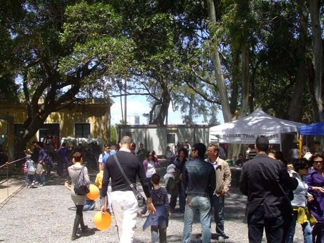 FESTA DELL'ARIA – RIAPERTO L'HANGAR
