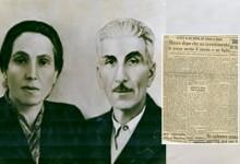 Augusta| LA SCIAGURA DEI CONIUGI MALLO: UNA TRAGEDIA COMMEMORATA OGNI ANNO DAI FAMILIARI