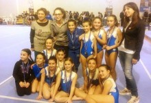 "Augusta| Le giovani ginnaste della ""Cosmos"" protagoniste a Ragusa"