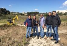 Pachino| PARCO URBANO, PARTONO I LAVORI DI RIQUALIFICAZIONE