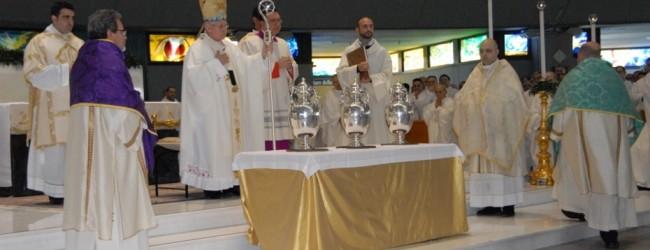 Siracusa| OGGI IL CRISMA DOMANI LA PASSIONE