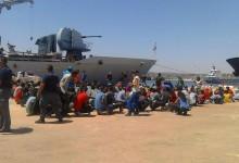 Augusta| A Messina i 67 migranti. Per imbarcarsi da Smirne hanno pagato 5000 euro