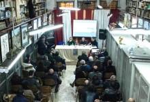 Lentini  De Paola e Lo Iacono alla Biblioteca civica