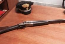 Francofonte| Nascondeva in casa un fucile con matricola abrasa: arrestato