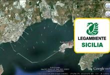 Augusta| Legambiente Sicilia presenta osservazioni sul progetto di realizzazione delle banchine al porto commerciale