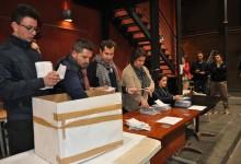 Lentini| Andrea Zarbano, vincitore delle primarie del centrosinistra, sfiderà gli altri quattro candidati in corsa