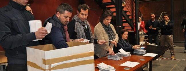 Lentini  Andrea Zarbano, vincitore delle primarie del centrosinistra, sfiderà gli altri quattro candidati in corsa