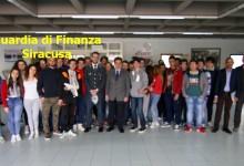 Rosolini| A scuola con la Guardia di Finanza