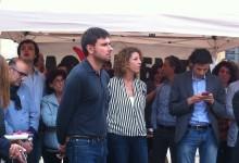 Augusta| I big nazionali e regionali del movimento 5 stelle in piazza Duomo