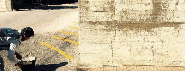 Siracusa  Affissioni selvagge, luoghi ripristinati