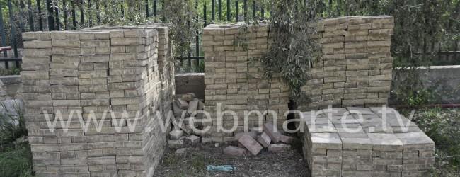 Augusta  Tre dipendenti comunali tratti in arresto per furto di materiale edile da un cantiere privato