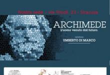 Siracusa| Archimede, il grande dono dei Greci