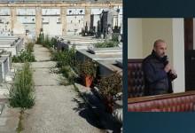 Augusta| Cimitero, Aviello denuncia lo stato di abbandono