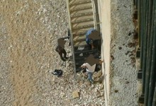 Siracusa| Magia, ecco i gradini a Calarossa!