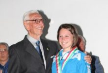 Augusta| A Francesca Cavallaro, pluricampionessa d'italia juniores di karate, il premio atleta augustana dell'anno 2015