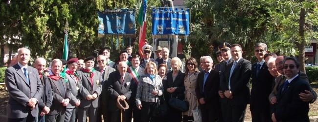 Lentini| 25 Aprile: un cippo in memoria di Briganti