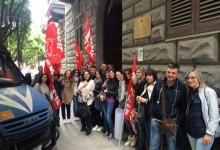 Palermo| Protesta lavoratori musei siciliani