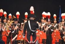 Noto| Grande successo per la fanfara del 12° Battaglione Carabinieri Sicilia