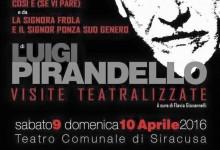 Siracusa  Visite teatralizzate al Teatro Comunale