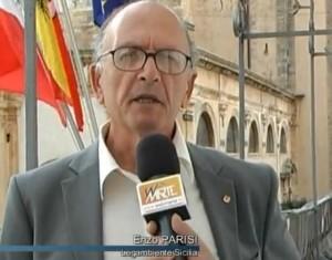 Il responsabile di Legambiente Augusta Enzo Parisi