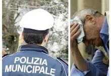 Augusta| Agenti della Polizia Municipale soccorrono un anziano in stato confusionale