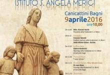 Canicattini| Anniversario Sant'Angela Merici