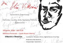 Siracusa| Libero Consorzio ricorda Elio Vittorini