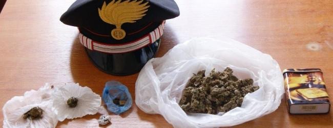 Augusta  Giovane augustano arrestato dai carabinieri per spaccio di sostanze  stupefacenti