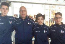 Augusta| Rembukan Karate Villasmundo con Tommaso Anastasi ai Giochi delle Isole