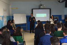 Augusta  I carabinieri incontrano le terze medie dell'istituto Corbino