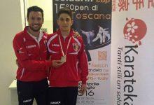 Augusta| Lorenzo Caramagno della Rembukan Augusta conquista la medaglia di bronzo agli Open di Toscana