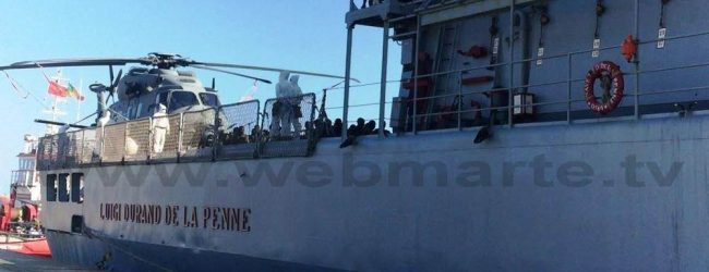 Augusta  Ennesimo sbarco assistito al porto commerciale