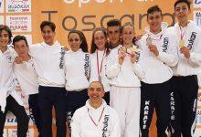 Augusta| Due ori, due argenti e due bronzi per la Rembukan Villasmundo agli Open di Toscana