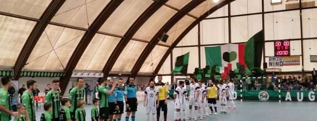 Augusta| Finale play off calcio a 5 serie A2 gara di andata Augusta 4 – 5 Imola