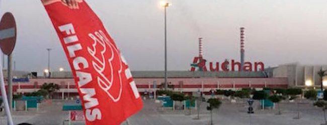 Siracusa| Auchan antisindacale, condannata