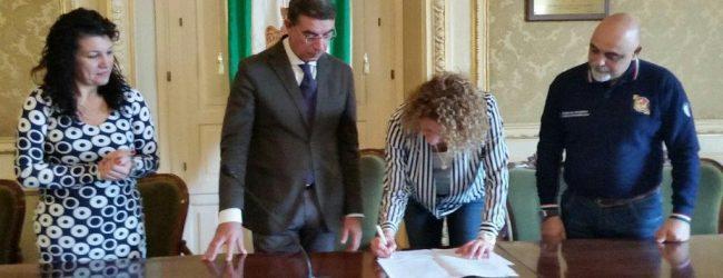 Augusta  Siglato il protocollo d'intesa per la redazione del piano comunale di protezione civile