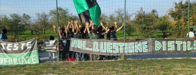 Augusta| Due tifosi del Megara calcio arrestati dalla Polizia per gli incidenti prima della gara di domenica scorsa ad Adrano